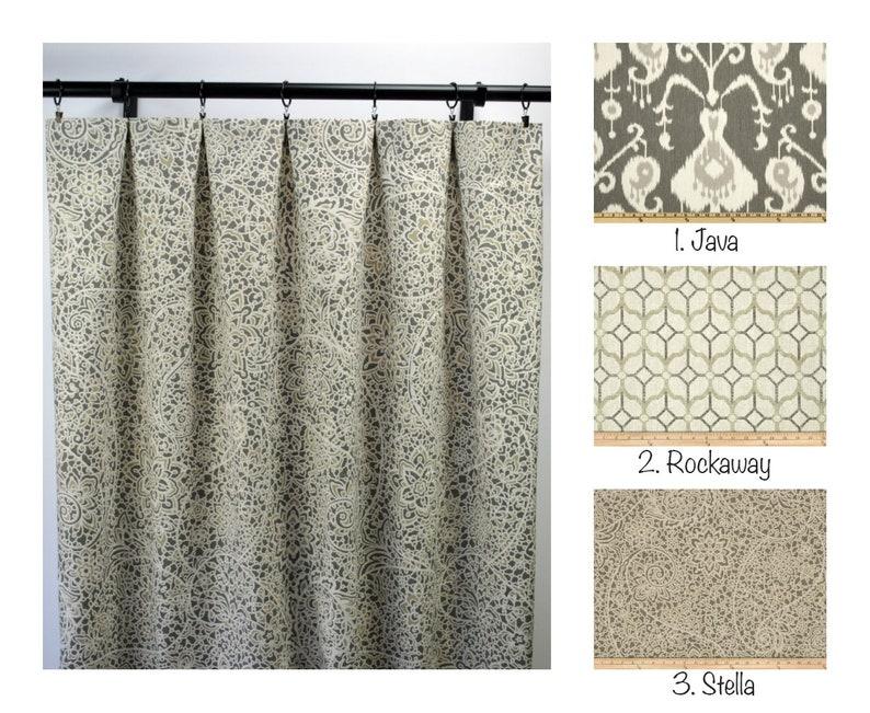 Tan Curtain Paisley Curtain 2 Curtain Panels Magnolia Curtains Curtains Charcoal Curtain Home Decor