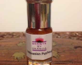 Indonesian Patchouli - essential oil
