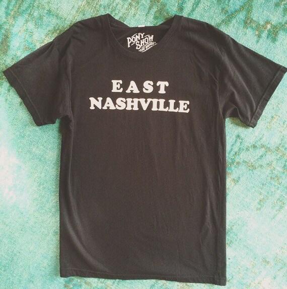East Nashville Tshirt