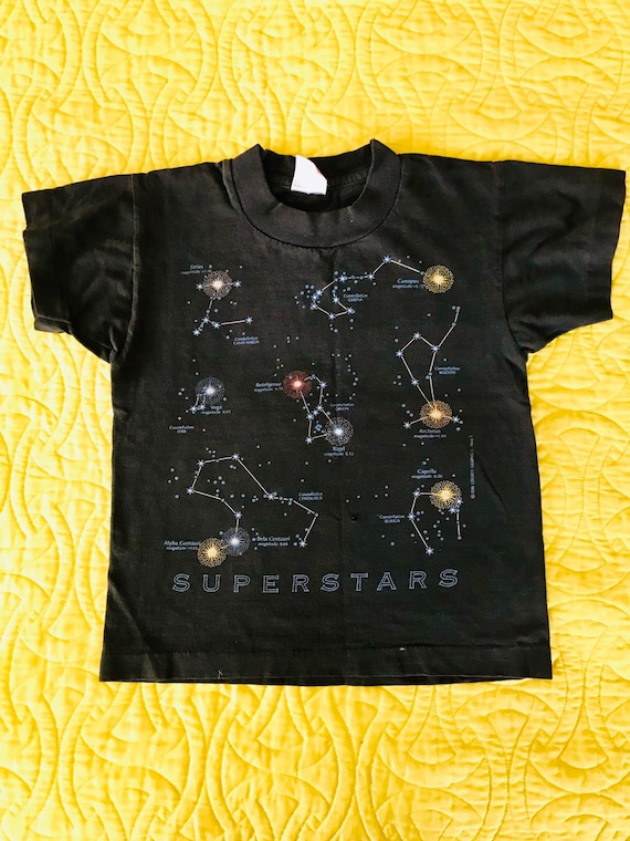 Superstars Cosmic Kids Tee
