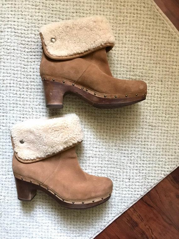 Ugg Lynnea boot clogs