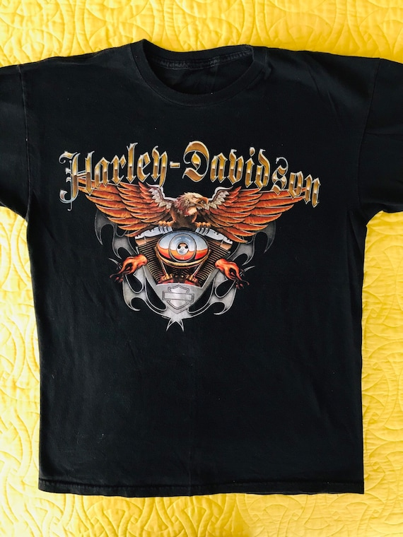 Music City Harley tee