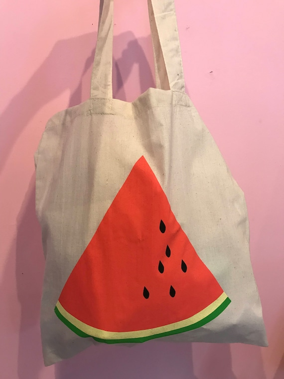 Fresh Watermelon Tote