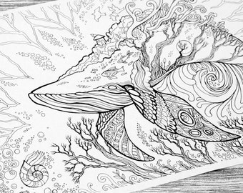 fantastic beasts coloring pages free | Frank the Thunderbird Fantastic Beasts Adult Coloring Page ...