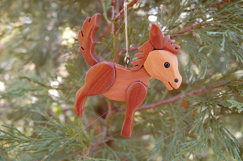 Donkey Christmas Ornaments.Donkey Christmas Ornament