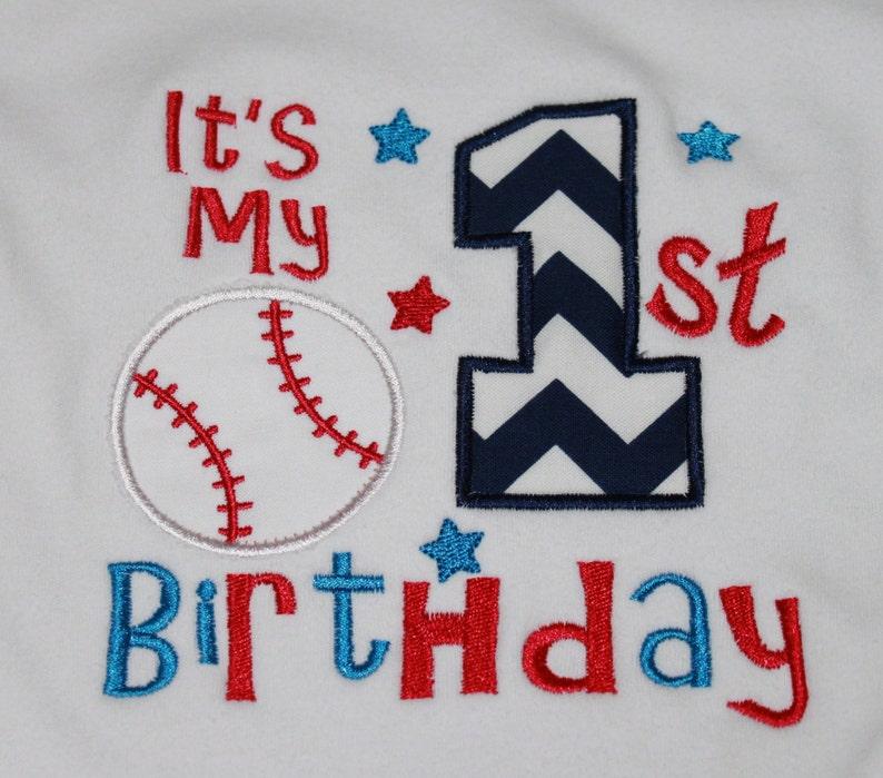 Baseball Birthday Party Sports Birthday Bib 1st Birthday Baseball Bib Baseball Birthday Bib Baseball Bib Boy Birthday Bib