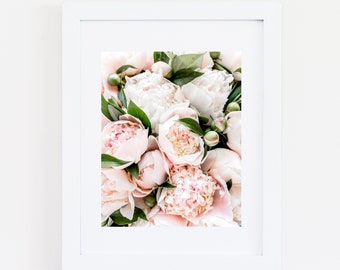 ec2f7c7f2d Blush Bouquet Vol 1 Art Print