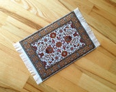 Miniature Persian Oriental Style Carpet Mouse pad
