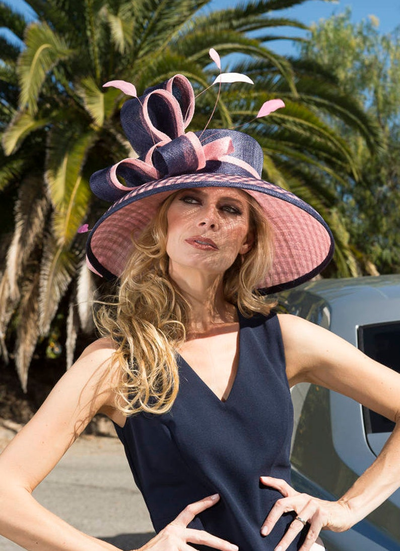 482c471aab4 2018 collection. Kentucky Derby hat. Derby hat. Royal Ascot hat