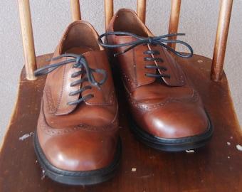 58b9a287788 Men s vintage Dockers Oxford brogues - size 9