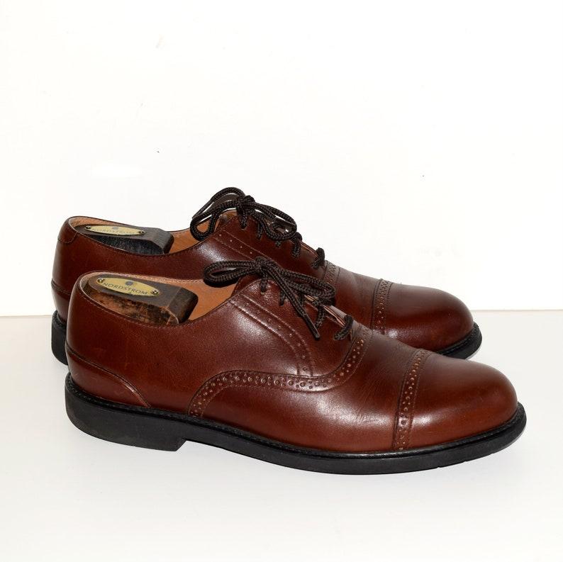 2a737503403acd Rockport Männer Größe 10 M Schuhe Flügelspitze Brogue Schuhe