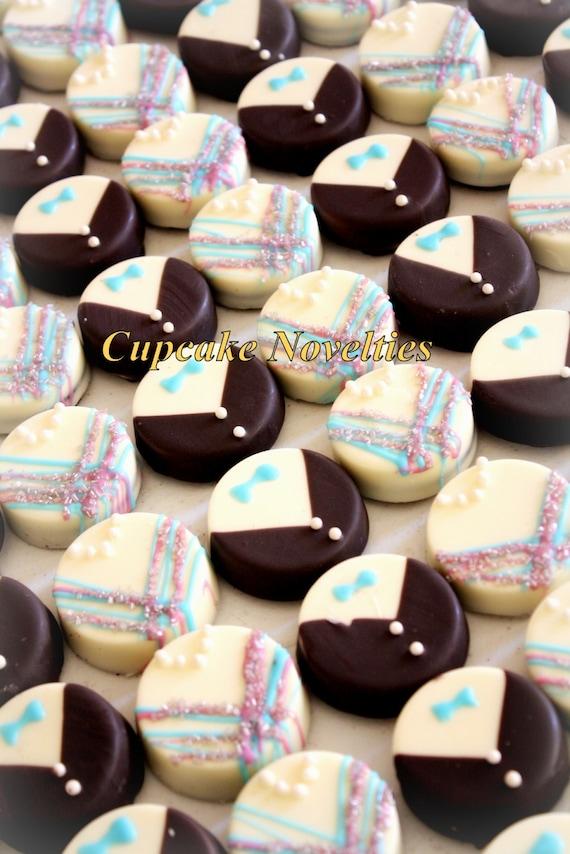 Bride Groom Edible Wedding Favors Chocolate Oreos Cookies Gift Etsy
