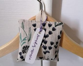 sachets with lavender-favors-baptism-wedding-communion-Confirmation