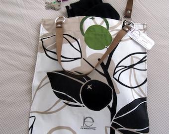 Slim Bag in cotone fantasia