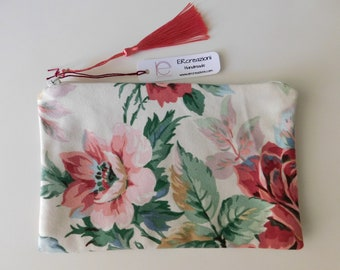 Pochette rose-trusse-beauty case-