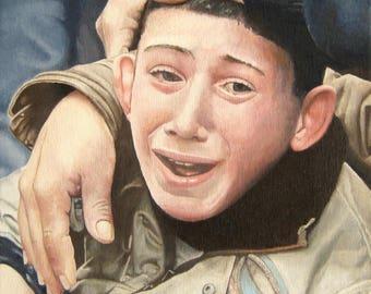 Syrian Boy 2012