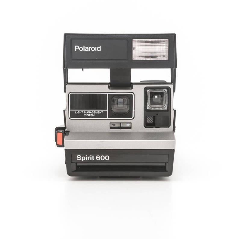 Polaroid Spirit 600  Branded with Amtrak logo with original image 0