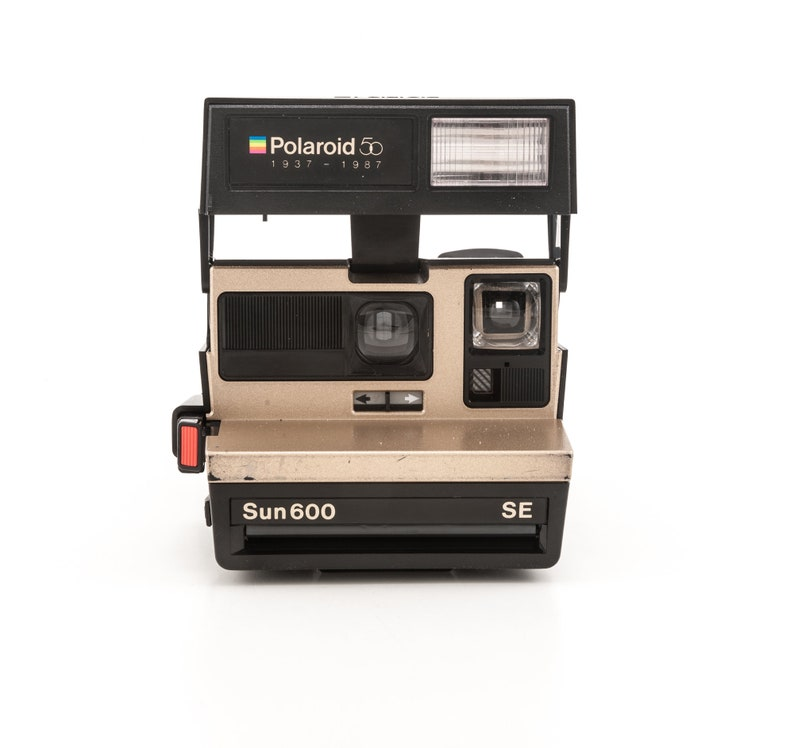 Polaroid Sun 600 SE 50 Year Anniversary Edition  Tested and image 0