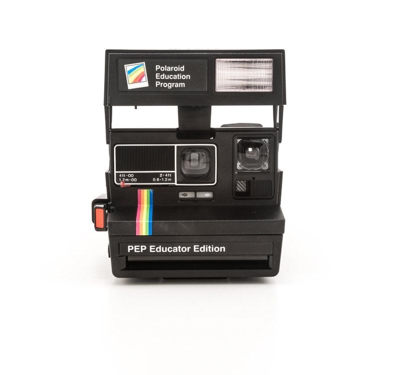 Polaroid Education Program PEP Educator Edition rare Polaroid image 0