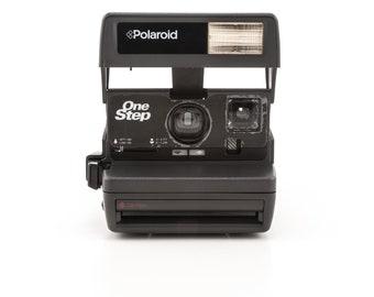 Polaroid OneStep 600 - Tested and Working - Original 80s Polaroid Instant Camera