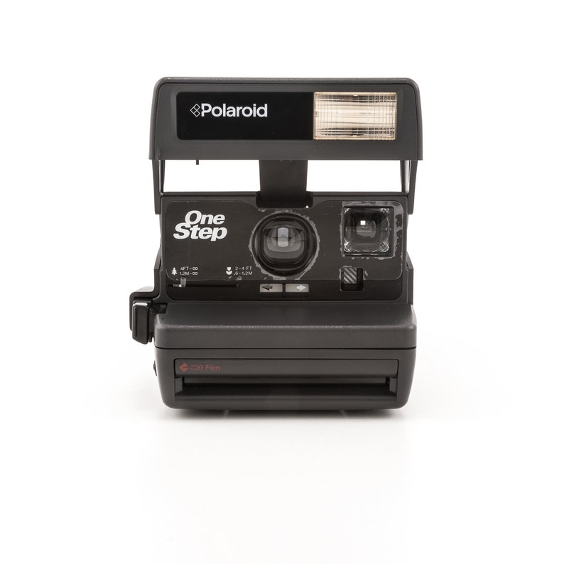 Polaroid OneStep 600  Tested and Working  Original 80s image 0