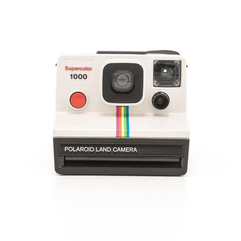 manual polaroid supercolor 1000