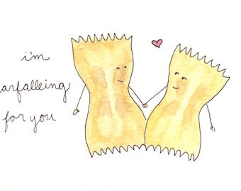 Farfalleing For You Greeting Card