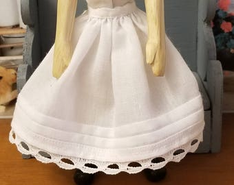 Hitty Clothes ~ Petticoat