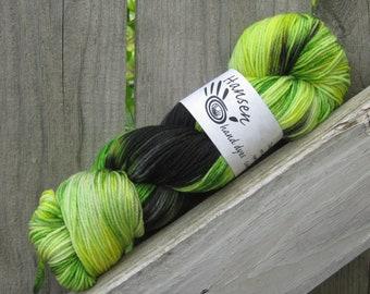 Bazinga - Turbo Targhee - SW Targhee/Nylon - Hand Dyed Sock Yarn