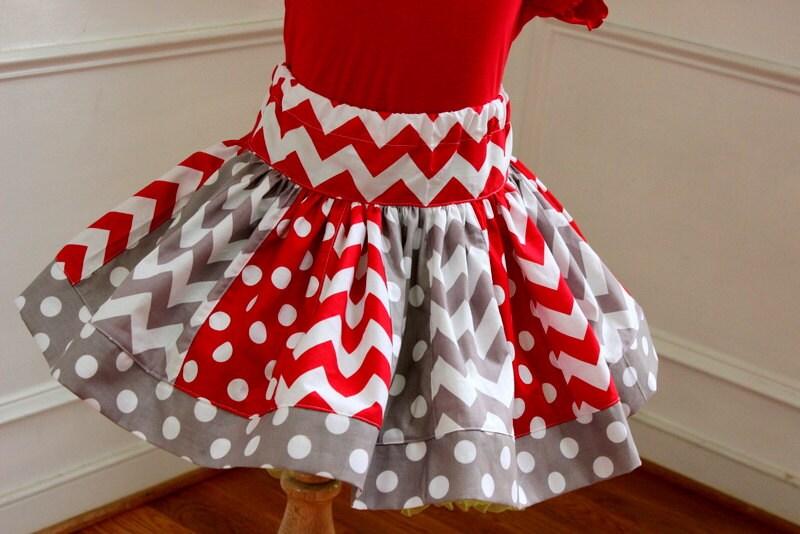 e902832c2065 Girls Christmas skirt. Toddler baby girl skirt for Christmas | Etsy