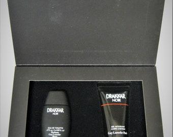 Drakkar Noir Guy Laroche Vintage Formula Gift Set FREE UK DELIVERY!! bf6fb4d1527ff