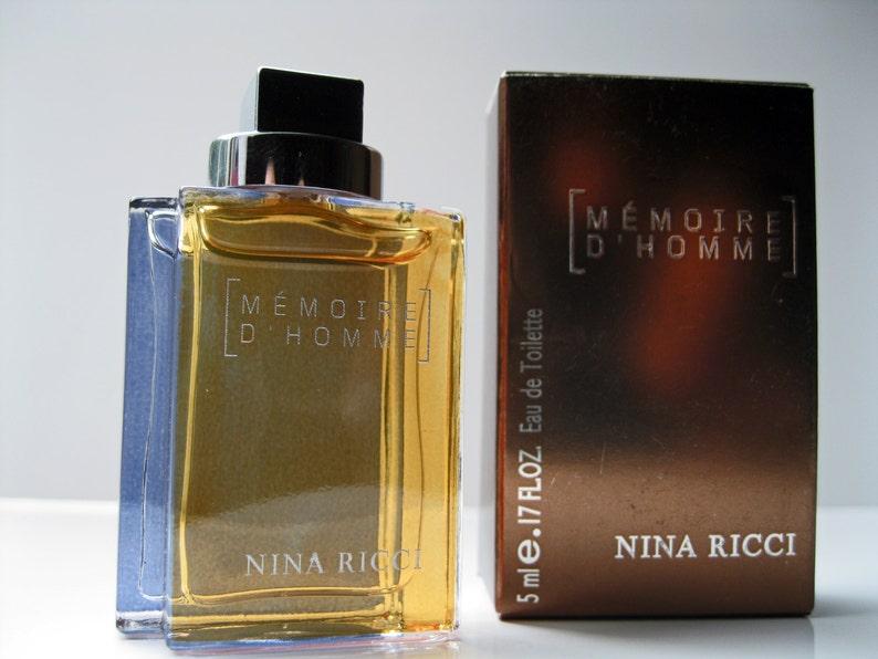 Memoire De Miniature Nina Uk Homme Box Ricci D' Free Delivery Eau In Toilette ULzpGqVMS