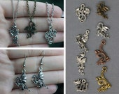 Dragons Jewelry- Earrings, necklaces; Many different options