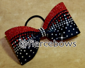 Clingy Thing Tailless Rhinestone Bow