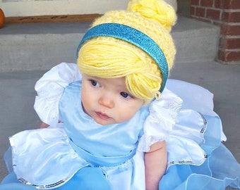 Cinderella wig hat!!