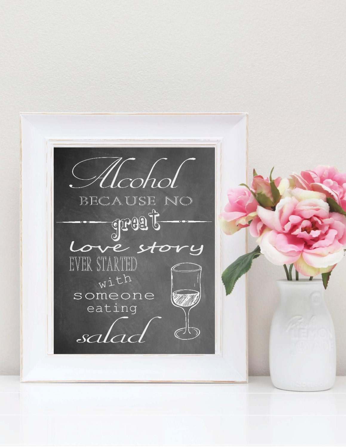 Instant Download Alcohol Sign Open Bar Sign Wedding Sign Wedding