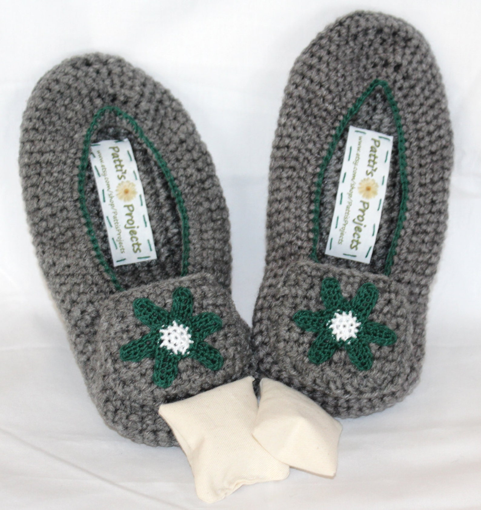 toe warmer ballet slippers - adult sizes