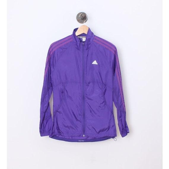 b9e7afc371a8 Vintage Adidas Windbreaker Adidas Jacket Adidas