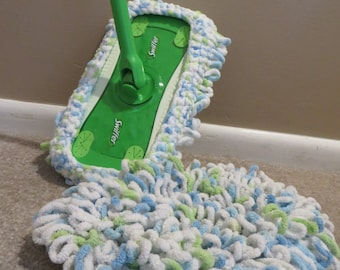 Washable Mop Head - for Swiffer mop