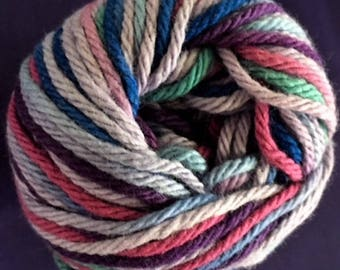 """Jewels, The Original """"Sugar'n Cream"""" Worsted Cotton For Crocheting Skein."""