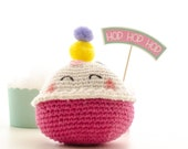 Crochet toys food, palyro...