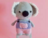 Kawaii crochet stuffed an...