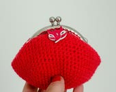 Cute kawaii coin purse, k...