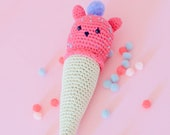 Amigurumi food, crochet t...