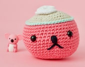 Crochet stuffed animals c...