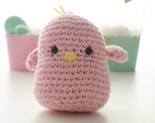 Cute crochet animal kawai...