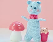 Crochet animals teddy bea...