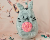 Cute crochet animals, ami...