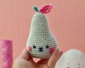 Kawaii crochet fruit, kaw...