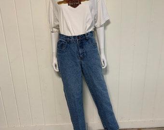 RETRO 90s High Waisted Vintage BUGLE BOY Jeans Size 31